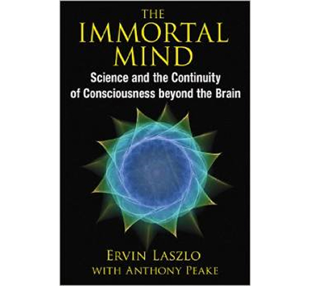 Anthony's latest book, the immortal mind out now